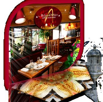 Restaurant les relais d 39 alsace taverne karlsbrau for Garage du guillestrois